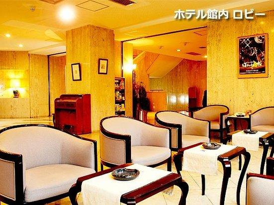 Fukui Hotel: ホテルロビー