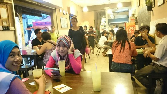 Attap Corner Kopitiam: First time, nice to tourists