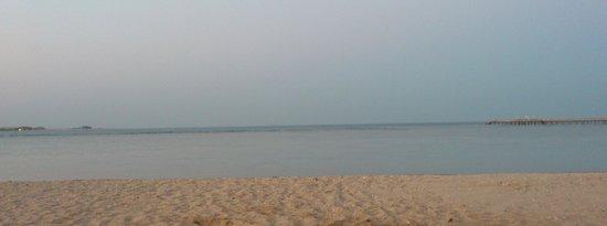 Tropitel Sahl Hasheesh : beach view