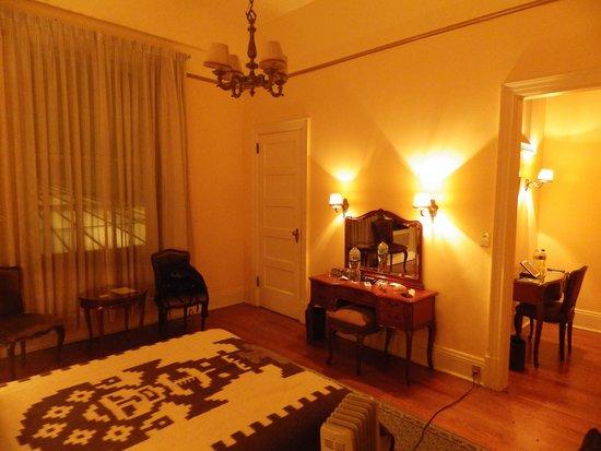 Gran Hotel Bolivar: Habitación