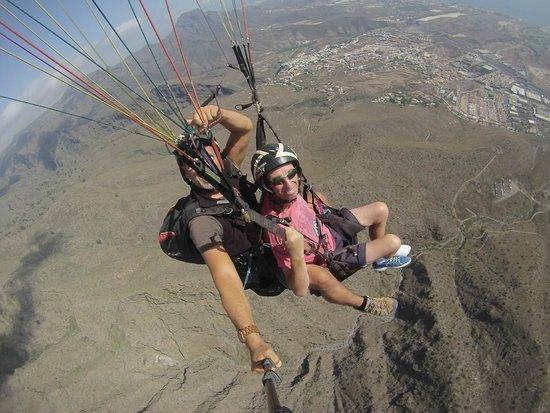 Tenerife Parapente.com: amazing views