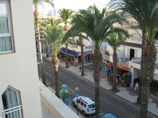 Hotel THB Gran Playa: balcony view 2