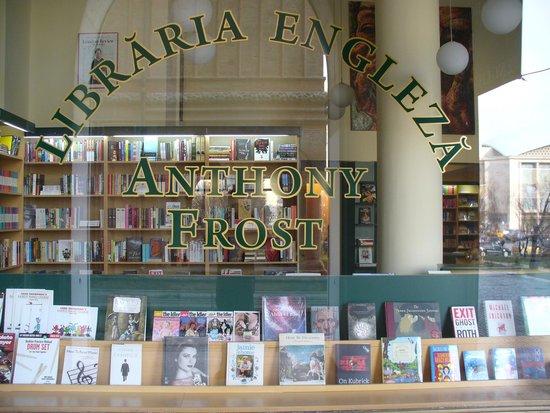Anthony Frost English Bookshop