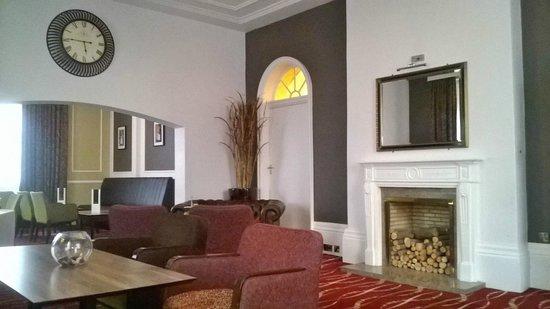 Hallmark Hotel Derby Midland: Lounge