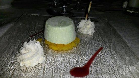 Le Domaine de la Reynaude : Parfait glacé à la menthe