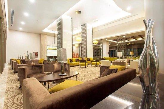 The Sense De Luxe Hotel: The Sense Deluxe hotel