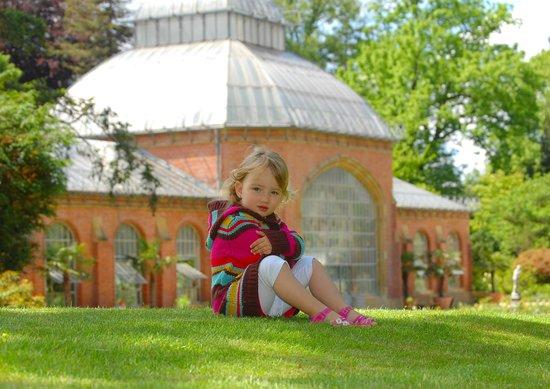 jardin botanique de metz la grande serre - Jardin Botanique Metz