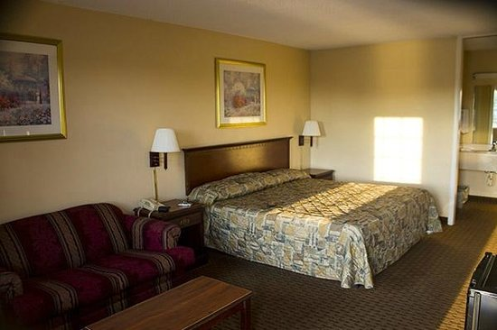 Executive Inn: Interior shot.