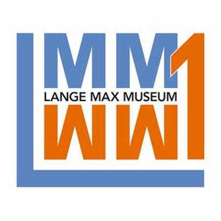 Lange Max Museum (LMM) logo