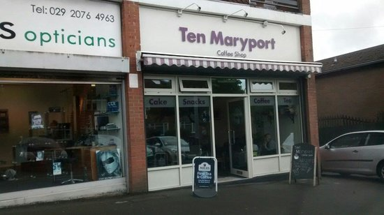 Ten Maryport Coffee Shop