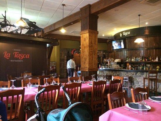 bonito comedor picture of restaurante la tasca