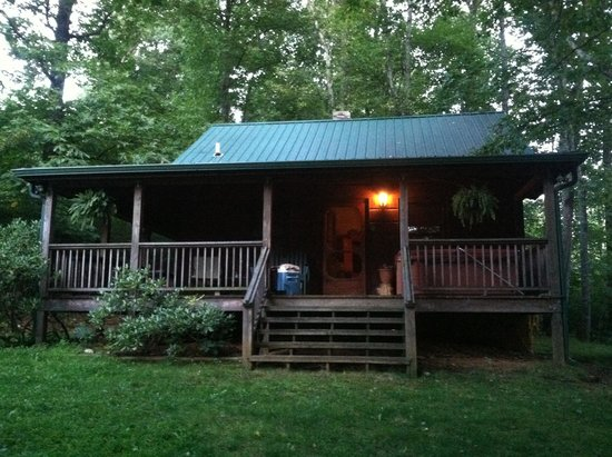Parkway Cabins : Claty Bell