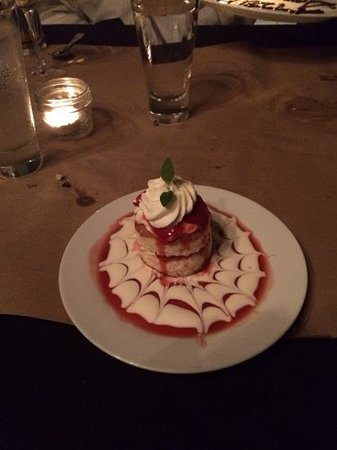 Cha Bella: Homemade Strawberry Shortcake
