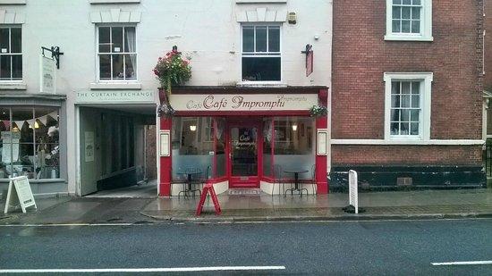 Cafe Impromptu: Cafe Impomptu