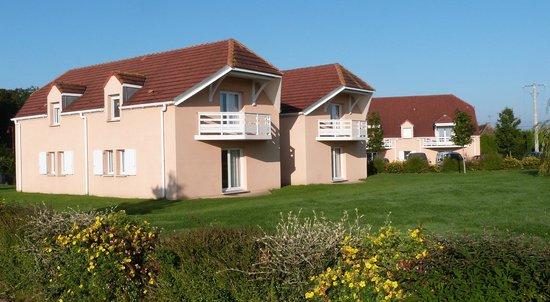 Residence goelia les portes d 39 honfleur picture of - Residence les portes d honfleur ...