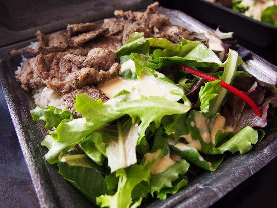 Steak Shack: ステーキ