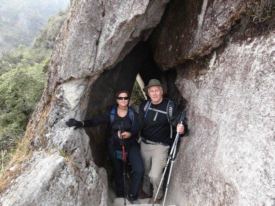 Llama Path - Day Tours: Inka Trail Aug. 2014