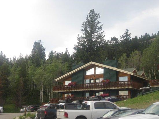 Pyramid Lake Resort : dort war unser Zimmer