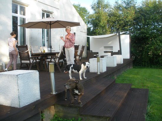 Maison de Plumes: Lovely Welcome