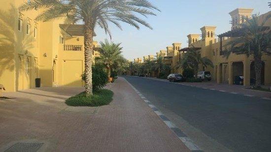 Al Hamra Village Golf & Beach Resort : Al Hamra Village 4*