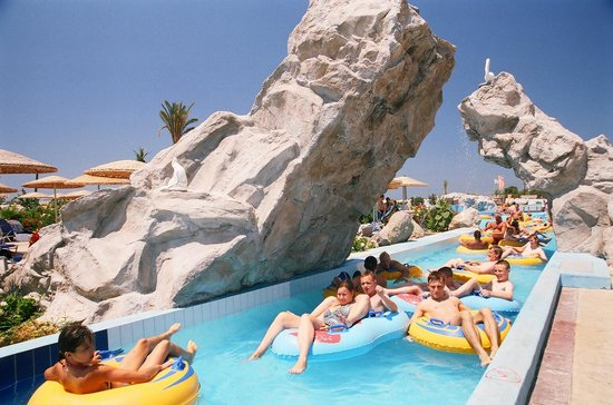kids section - Picture of Lido Waterpark, Mastichari ...