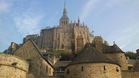 Abbaye du Mont-Saint-Michel : Mont Saint Michel