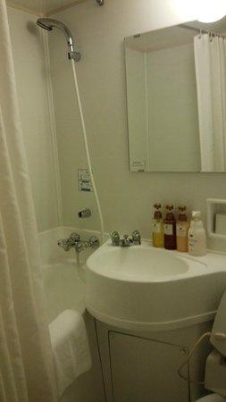 Shinagawa Prince Hotel Tokyo : シングル バスルーム