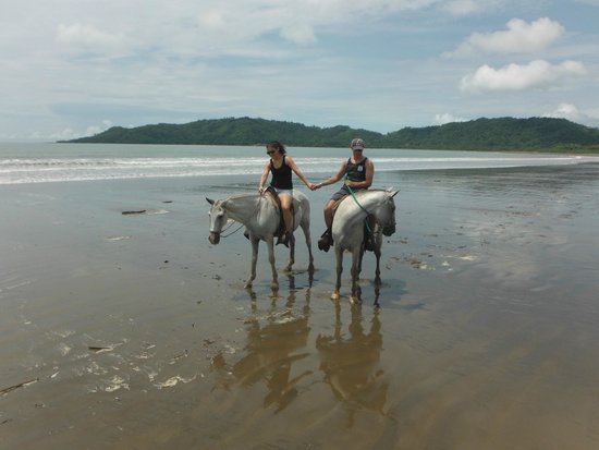 Tambor, Costa Rica: Horse riding
