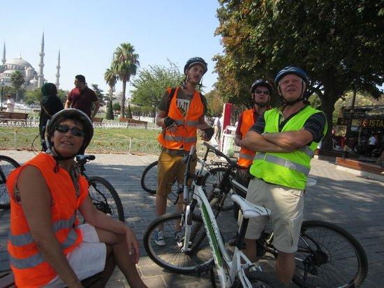 Baja Bikes Istanbul