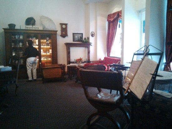 Hotel Altberlin: reception