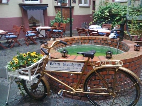 Hotel Altberlin: cour