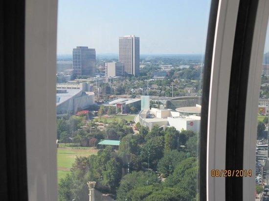 SKYVIEW Atlanta: Nice views!