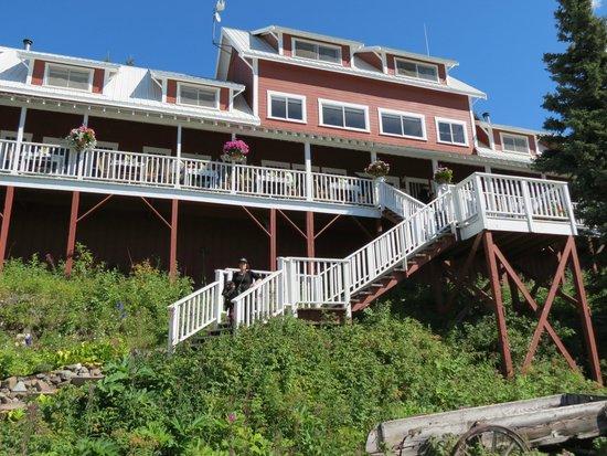 Kennicott Glacier Lodge: the hotel