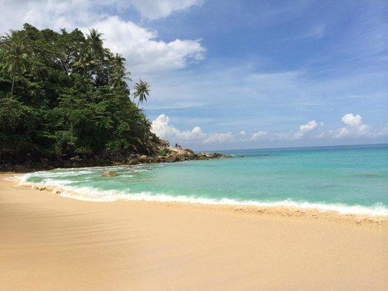 The Surin Phuket: Plage