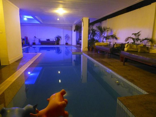 The Siem Reap Hostel: Pool