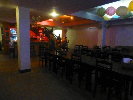 The Siem Reap Hostel: Bar / restaurant