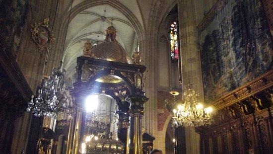 Cathédrale du Wawel : Interior da Catedral