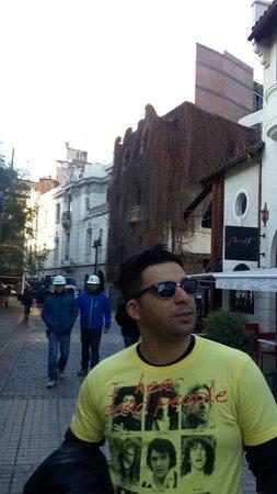 Barrio Lastarria: LASTARRIA