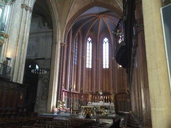 Cathedrale St. Sauveur: Catedral Saint Sauveur, Aix-en-Provence
