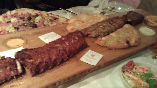 Pizzeria Ristorante Fiorino: Fiorino Rib