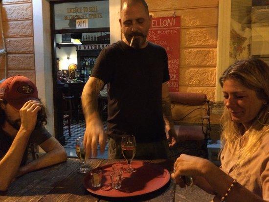 I Vitelloni Maddalena: Rock and roll