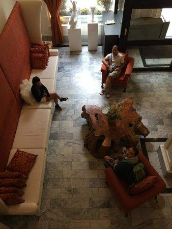 Hotel Vertigo: ingresso