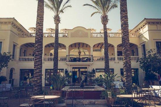 Robinson Club Cala Serena: Hauptrestaurant