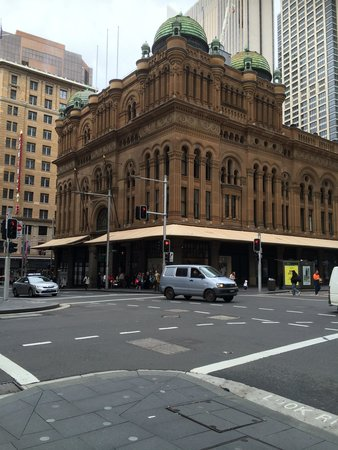 Queen Victoria Building (QVB): Great historic Building