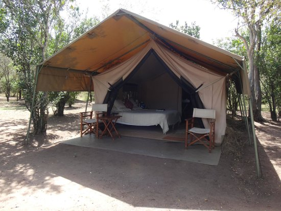 Serian: Nkoromobo tent