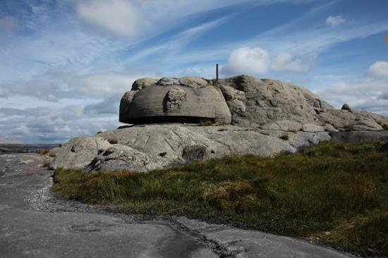Old Stavanger: Ww2 fortifications above Sireveg, take a torch and walk or crawl thru the tunnels but remember t