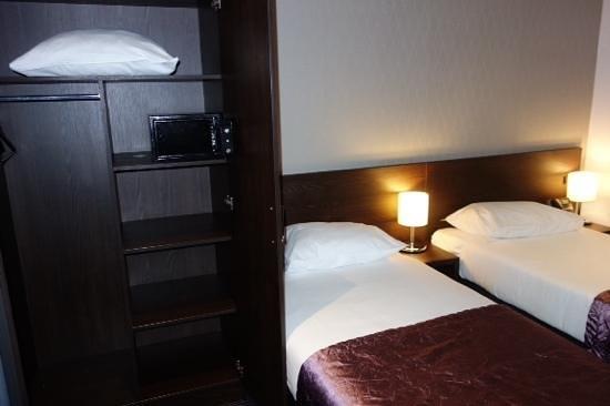 Hotel Luxer: room