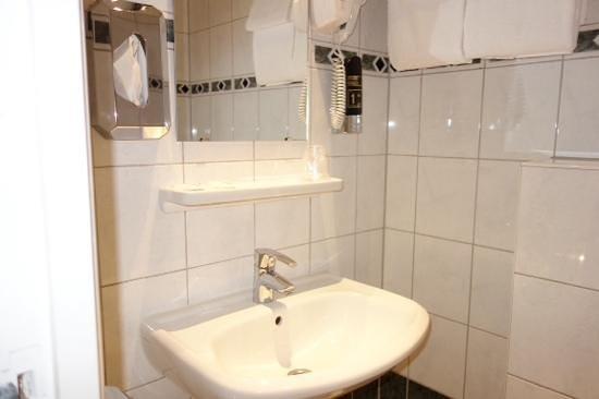 Hotel Luxer: sink