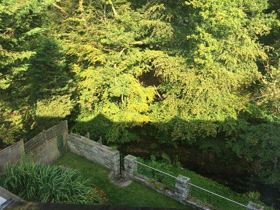 Hawksmoor Lakeland Guesthouse: View from Room 10.