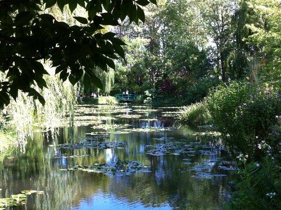 Le ninfee foto di casa e giardini di claude monet - Giardini di casa ...